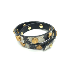 Primary Photo - BRAND: TORY BURCH STYLE: BRACELET COLOR: SNAKESKIN PRINT SKU: 262-26275-74891AS IS