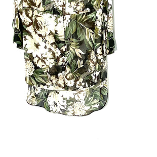 Primary Photo - BRAND: INTERNATIONAL CONCEPTS STYLE: BLOUSE COVER UPCOLOR: FLORAL SIZE:P L SKU: 262-26211-139923SHEER