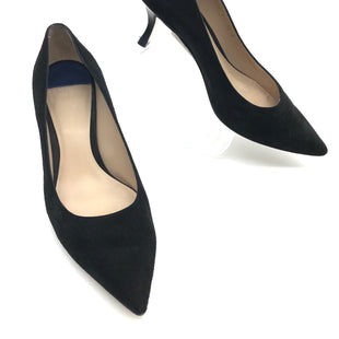 Primary Photo - BRAND: STUART WEITZMAN STYLE: SHOES LOW HEEL COLOR: BLACK SIZE: 9 SKU: 262-26275-55685GENTLE WEAR - AS IS