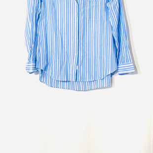 Primary Photo - BRAND: GRAYSON THREADS STYLE: TOP LONG SLEEVE COLOR: STRIPED SIZE: S SKU: 262-26275-72356100% COTTON