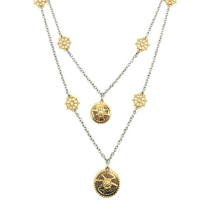 Primary Photo - BRAND: TALBOTS STYLE: NECKLACE COLOR: MULTI SKU: 262-26275-68172AS IS