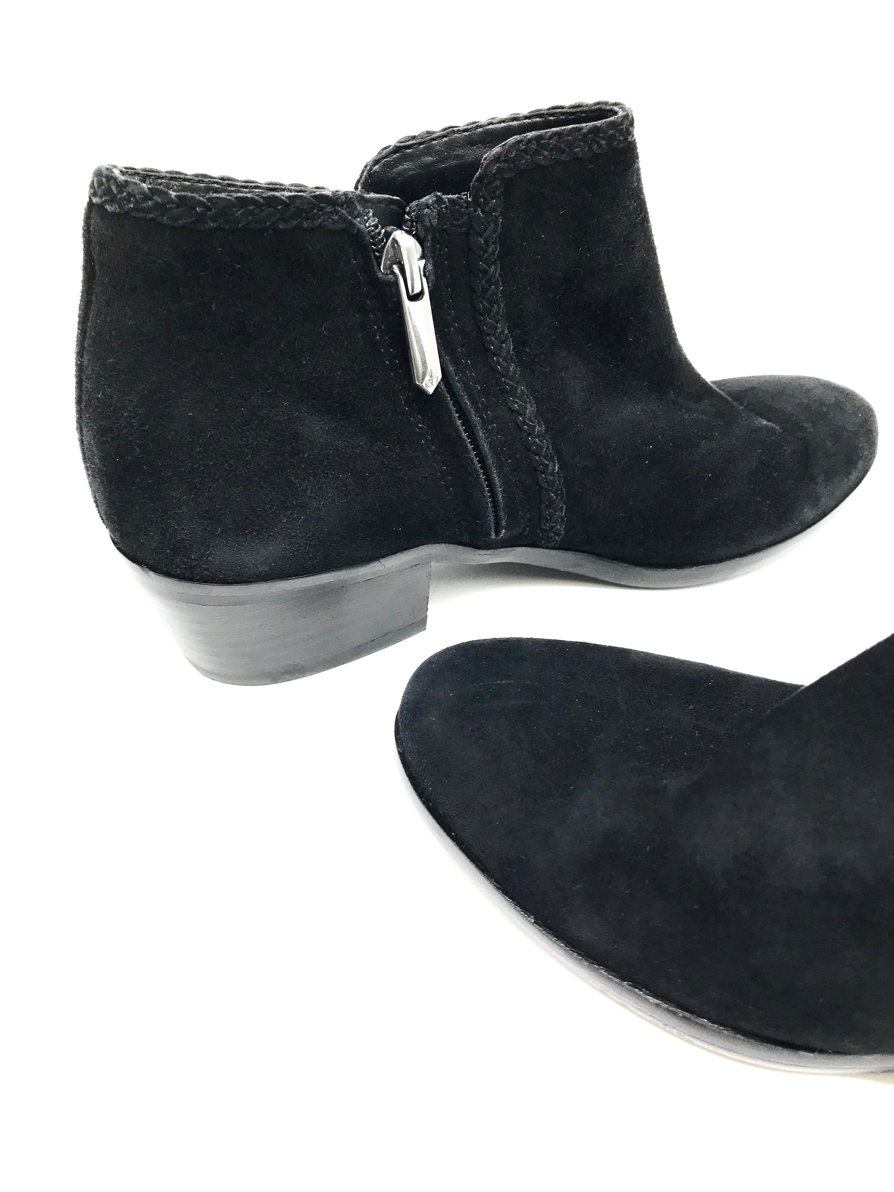 Photo #3 - BRAND: SAM EDELMAN <BR>STYLE: BOOTS ANKLE <BR>COLOR: BLACK <BR>SIZE: 6 <BR>SKU: 262-26275-71578<BR>AS IS <BR>