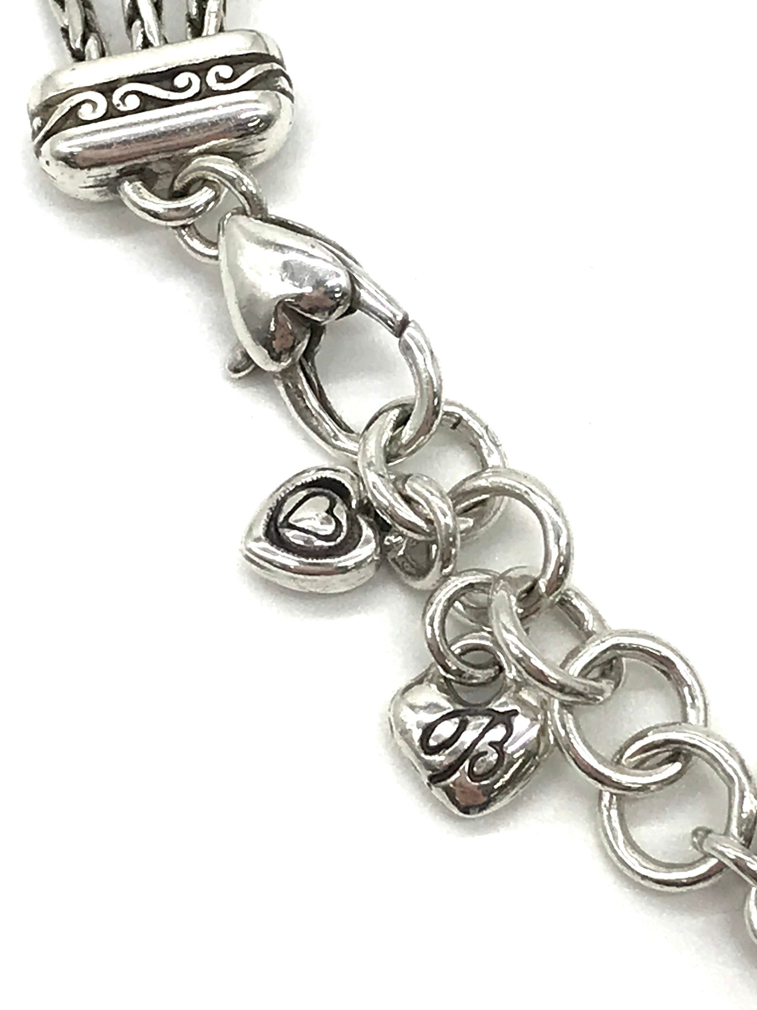 Photo #1 - BRAND: BRIGHTON <BR>STYLE: BRACELET <BR>COLOR: HEART <BR>SKU: 262-26275-64675<BR><BR>FITS APPROX. SMALL - MEDIUM SIZE WRIST. THANK YOU!