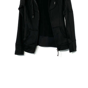 Primary Photo - BRAND: ATHLETA STYLE: ATHLETIC JACKET FLEECECOLOR: BLACK SIZE: XS SKU: 262-26241-43638SLIGHTEST PILLING
