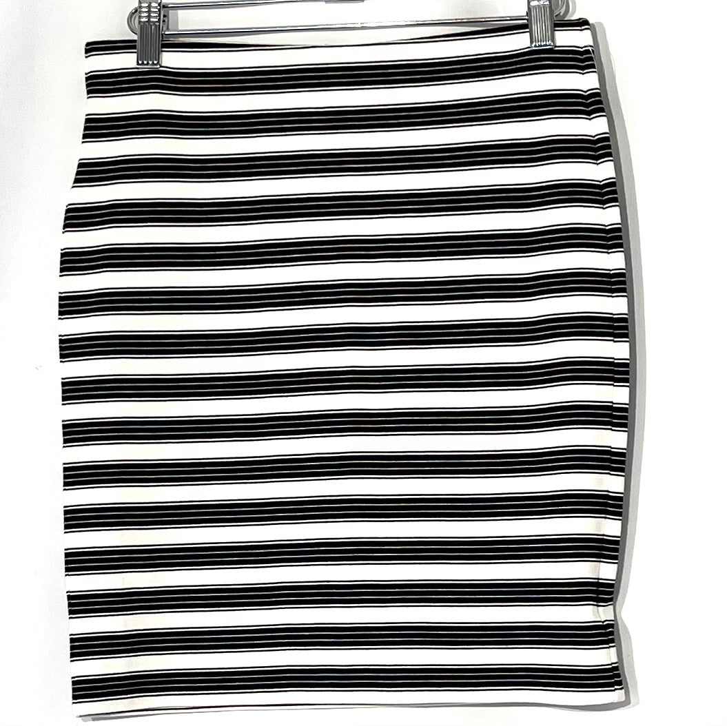 Primary Photo - BRAND:    ANN TAYLOR LOFT <BR>STYLE: SKIRT <BR>COLOR: STRIPED <BR>SIZE: XS <BR>SKU: 262-26275-71511