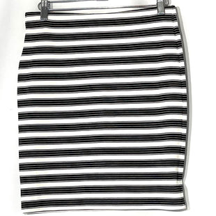 Primary Photo - BRAND:    ANN TAYLOR LOFT STYLE: SKIRT COLOR: STRIPED SIZE: XS SKU: 262-26275-71511