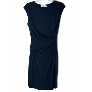 Primary Photo - BRAND: VELVET STYLE: DRESS SHORT SLEEVELESS COLOR: NAVY SIZE: M SKU: 262-262101-3186CAPPED SLEEVES