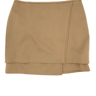 Primary Photo - BRAND: WHITE HOUSE BLACK MARKET STYLE: SKIRT COLOR: CAMELSIZE: M SKU: 262-26275-59085