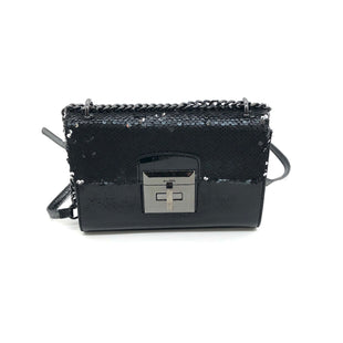 "Primary Photo - BRAND: ALDO STYLE: HANDBAG COLOR: BLACK SIZE: SMALL SKU: 262-262101-2195AS IS FINAL SALE, SLIGHT WEAR ON METAL CLASP (SEE PHOTOS) APPROX 9""X6.5""X3"""