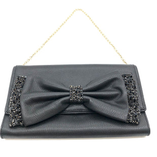 "Primary Photo - BRAND: KATE SPADE STYLE: HANDBAG DESIGNER COLOR: BLACK SIZE: SMALL SKU: 262-26241-4656311"" L X 7"" H X 1"" WDROP 11"""