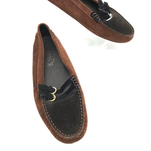 Primary Photo - BRAND: TODS STYLE: SHOES FLATS COLOR: BROWN SIZE: 8 SKU: 262-26275-70816AS IS