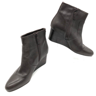 Primary Photo - BRAND: COLE-HAAN STYLE: BOOTS ANKLE COLOR: BROWN SIZE: 7.5 SKU: 262-26275-75425