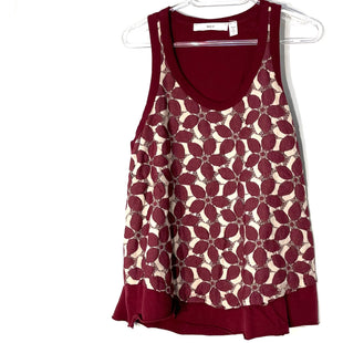 Primary Photo - BRAND:   WILTSTYLE: TOP SLEEVELESS COLOR: MAROON SIZE: S OTHER INFO: WILT - SKU: 262-26211-143890