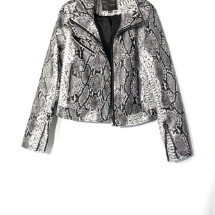 Primary Photo - BRAND: BLANKNYC STYLE: JACKET COLOR: SNAKESKIN PRINT SIZE: XL SKU: 262-26275-72510FAUX LEATHER
