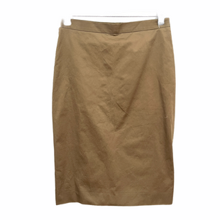 Primary Photo - BRAND:  MOSCHINOSTYLE: SKIRT COLOR: OLIVE SIZE: S SKU: 262-26241-47756DESIGNER • FINAL SALE