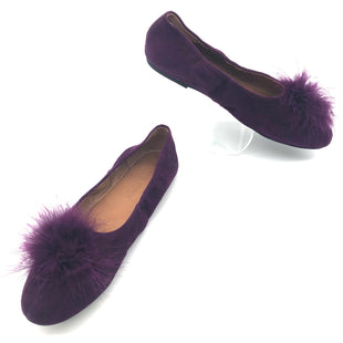 Primary Photo - BRAND: KENNETH COLE STYLE: SHOES FLATS COLOR: PURPLE SIZE: 11 SKU: 262-26275-74574