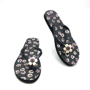 Primary Photo - BRAND: TORY BURCH STYLE: FLIP FLOPS COLOR: FLORAL SIZE: 7.5 OTHER INFO: APPROX 7.5 SKU: 262-26241-44531DESIGNER BRAND FINAL SALE AS IS