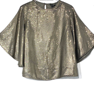 Primary Photo - BRAND: TOP SHOP STYLE: TOP SHORT SLEEVE COLOR: METALLIC SPARKLESSIZE: S/6SKU: 262-26275-67240