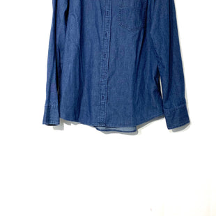 Primary Photo - BRAND: J CREW 0STYLE: TOP LONG SLEEVE COLOR: DENIM SIZE: S SKU: 262-26275-69704