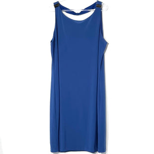 Primary Photo - BRAND: WHITE HOUSE BLACK MARKET STYLE: DRESS SHORT SLEEVELESS COLOR: BLUE SIZE: XL SKU: 262-26275-76704