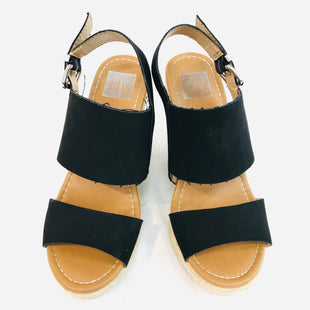 Primary Photo - BRAND: DOLCE VITA STYLE: SANDALS LOW PLATFORMCOLOR: BLACK SIZE: 8.5 SKU: 262-26241-33785. - AS IS - .