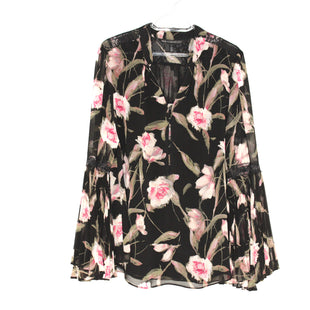 Primary Photo - BRAND: WHITE HOUSE BLACK MARKET STYLE: BLOUSE COLOR: FLORAL SIZE: XL/14SKU: 262-26275-59141