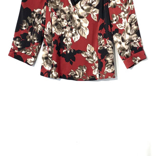Primary Photo - BRAND: RACHEL ROY STYLE: TOP LONG SLEEVE COLOR: FLORAL SIZE: 1X SKU: 262-26275-72583RUNS SMALLCOLD SHOULDER STYLE