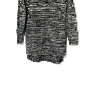 Primary Photo - BRAND: ELLEN TRACY STYLE: TOP LONG SLEEVE COLOR: BLACK WHITE SIZE: LSKU: 262-26275-7244580% COTTON