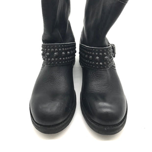 Primary Photo - BRAND: ASH STYLE: BOOTS ANKLE COLOR: BLACK SIZE: 8 SKU: 262-26275-65060GENTLE WEAR SHOES AROUND THE TOES - AS IS