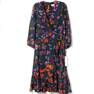 Primary Photo - BRAND: CALVIN KLEIN STYLE: DRESS SHORT LONG SLEEVE COLOR: FLORAL SIZE: XS /2SKU: 262-26275-78215