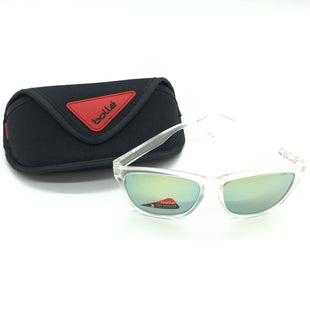 Primary Photo - BRAND: BOLLE STYLE: SUNGLASSES COLOR: WHITE SKU: 262-26211-143162IN GREAT SHAPE AND CONDITION
