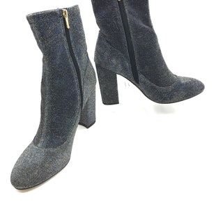 Primary Photo - BRAND: SAM EDELMAN STYLE: BOOTS ANKLE COLOR: METALLIC SIZE: 10 SKU: 262-26211-141788