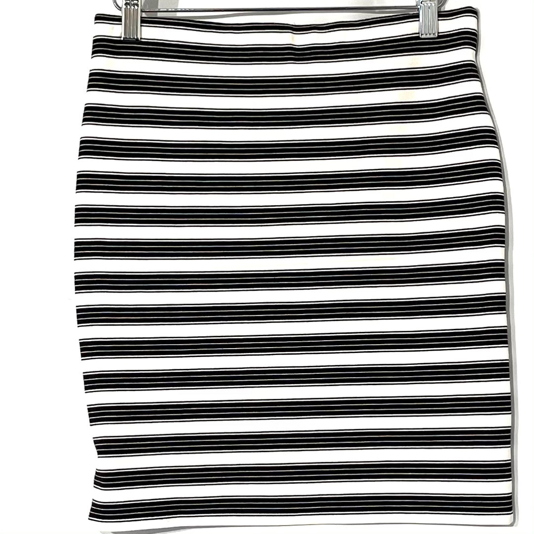 Photo #1 - BRAND:    ANN TAYLOR LOFT <BR>STYLE: SKIRT <BR>COLOR: STRIPED <BR>SIZE: XS <BR>SKU: 262-26275-71511