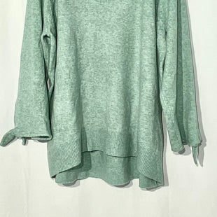 Primary Photo - BRAND: ANN TAYLOR LOFT PLUSSTYLE: SWEATER LIGHTWEIGHT COLOR: MINT SIZE: 1X (16-18)SKU: 262-26211-140515