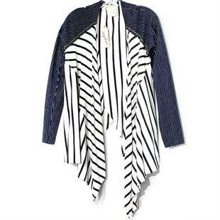 Primary Photo - BRAND: MYSTREE STYLE: SWEATER CARDIGAN LIGHTWEIGHT COLOR: STRIPED SIZE: S SKU: 262-26275-78140