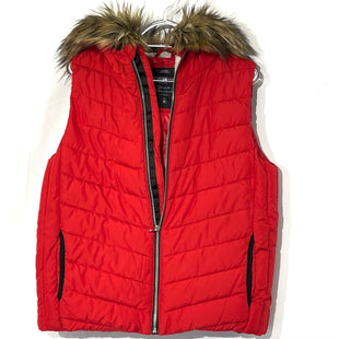 Primary Photo - BRAND: GAP STYLE: VEST COLOR: RED SIZE: M SKU: 262-26241-44866
