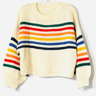 Primary Photo - BRAND: DEBUT STYLE: SWEATER LIGHTWEIGHT COLOR: MULTI SIZE: S SKU: 262-26275-74826