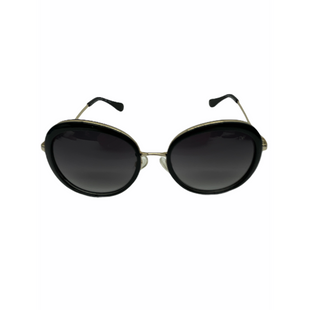 Primary Photo - BRAND: DIANE VON FURSTENBERG STYLE: SUNGLASSES COLOR: BLACK SKU: 262-26211-145631GENTLEST SCRATCHES AS IS