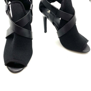 Primary Photo - BRAND: JOES JEANS STYLE: SANDALS HIGHCOLOR: BLACK SIZE: 6.5 SKU: 262-26275-68441SLIGHTEST WEAR SEE PICS