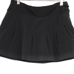 Primary Photo - BRAND: ATHLETA STYLE: ATHLETIC SKIRT SKORT COLOR: BLACK SIZE: S SKU: 262-262100-39