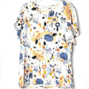 Primary Photo - BRAND: LULAROE STYLE: TOP SHORT SLEEVE COLOR: FLORAL SIZE: 3XLSKU: 262-26275-78871