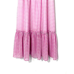 Primary Photo - BRAND: ANN TAYLOR STYLE: DRESS LONG SLEEVELESS COLOR: CHECKED SIZE: XL SKU: 262-26275-73172