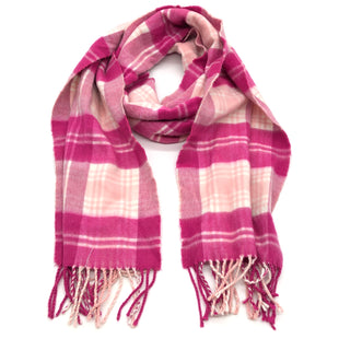 Primary Photo - BRAND:  NO BRAND STYLE: SCARF COLOR: PLAID SKU: 262-26275-76262AS IS