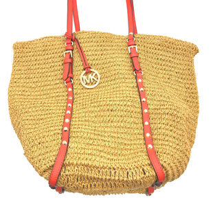 Primary Photo - BRAND: MICHAEL KORS STYLE: HANDBAG DESIGNER COLOR: STRAW SIZE: MEDIUM SKU: 262-26241-42095IN GREAT SHAPE AND CONDITION