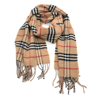 Primary Photo - BRAND:  NO BRAND STYLE: SCARF COLOR: PLAID SKU: 262-26275-76264AS IS