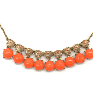 Primary Photo - BRAND: J.CREWSTYLE: NECKLACE COLOR: ORANGESKU: 262-262101-1136AS IS.