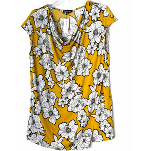 Primary Photo - BRAND: LANE BRYANT STYLE: TOP SHORT SLEEVE COLOR: FLORAL SIZE: XL SKU: 262-26211-143290
