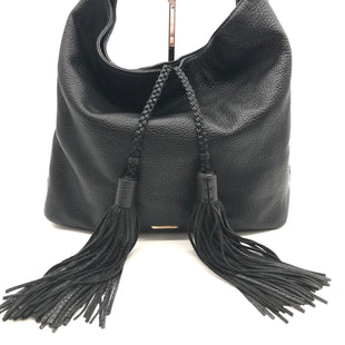 Primary Photo - BRAND: REBECCA MINKOFF STYLE: HANDBAG DESIGNER COLOR: BLACK SIZE: MEDIUM OTHER INFO: AS IS STRAP CRACKS SKU: 262-262101-1063DESIGNER BRAND - FINAL SALE