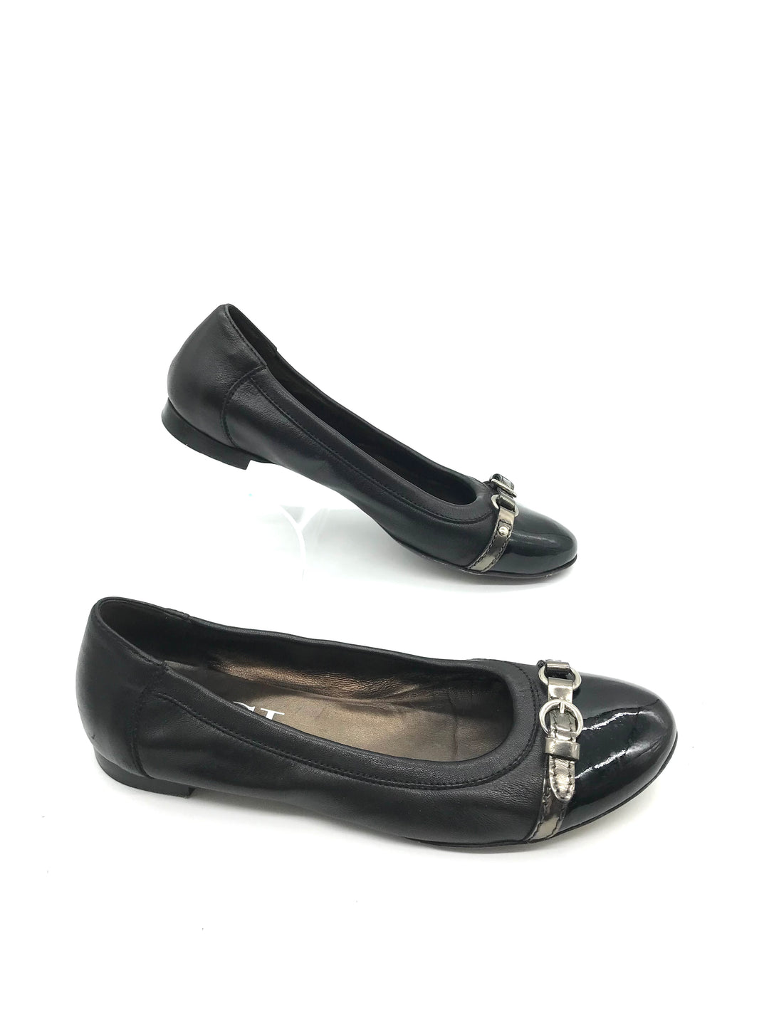 Photo #4 - BRAND:  CMB <BR>STYLE: SHOES FLATS <BR>COLOR: BLACK <BR>SIZE: 8 <BR>SKU: 262-26275-73109<BR><BR>AS IS WEAR (SEE PHOTOS)