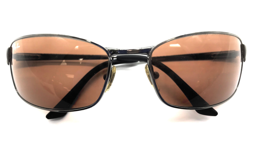 Primary Photo - BRAND: RAY BAN <BR>STYLE: SUNGLASSES <BR>COLOR: BROWN <BR>SKU: 262-262100-42